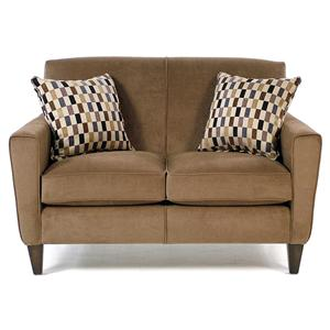 Flexsteel Chazz Love Seat