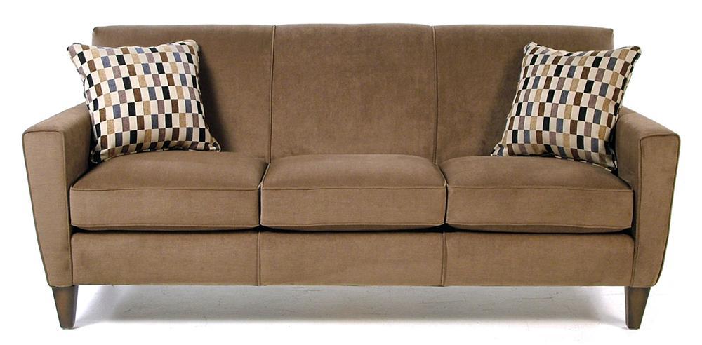 Flexsteel Chazz Upholstered Sofa - Item Number: 596631