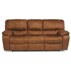 Flexsteel Latitudes - Grandview Reclining Sofa
