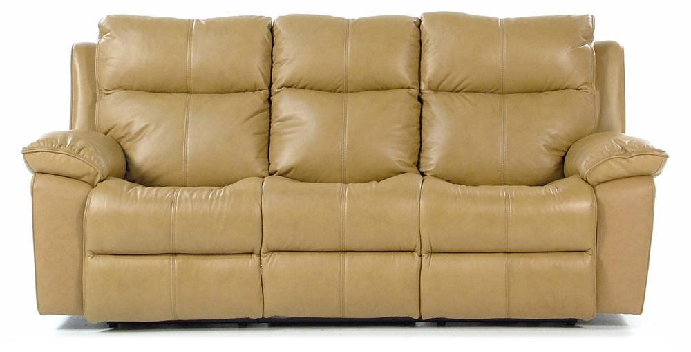Flexsteel Butterscotch Power Reclining Sofa - Item Number: 1320-62P