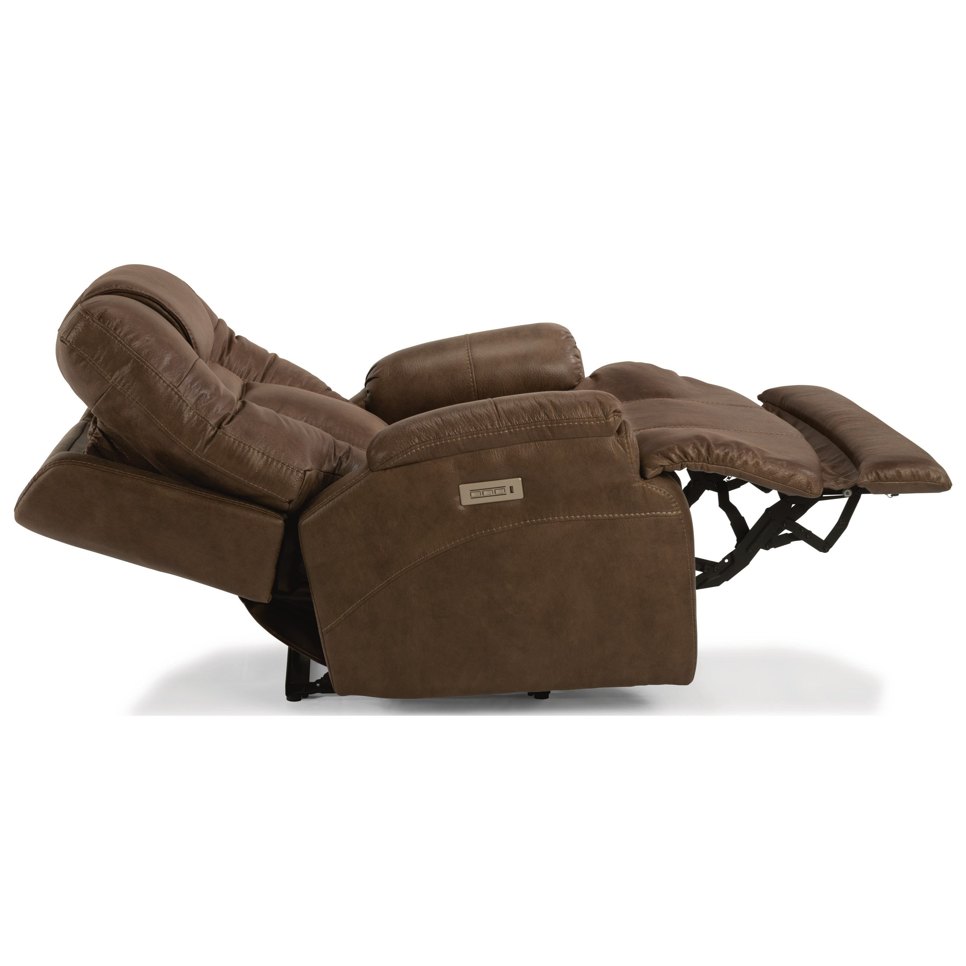 Flexsteel Marley 1714 50ph Casual Power Recliner With