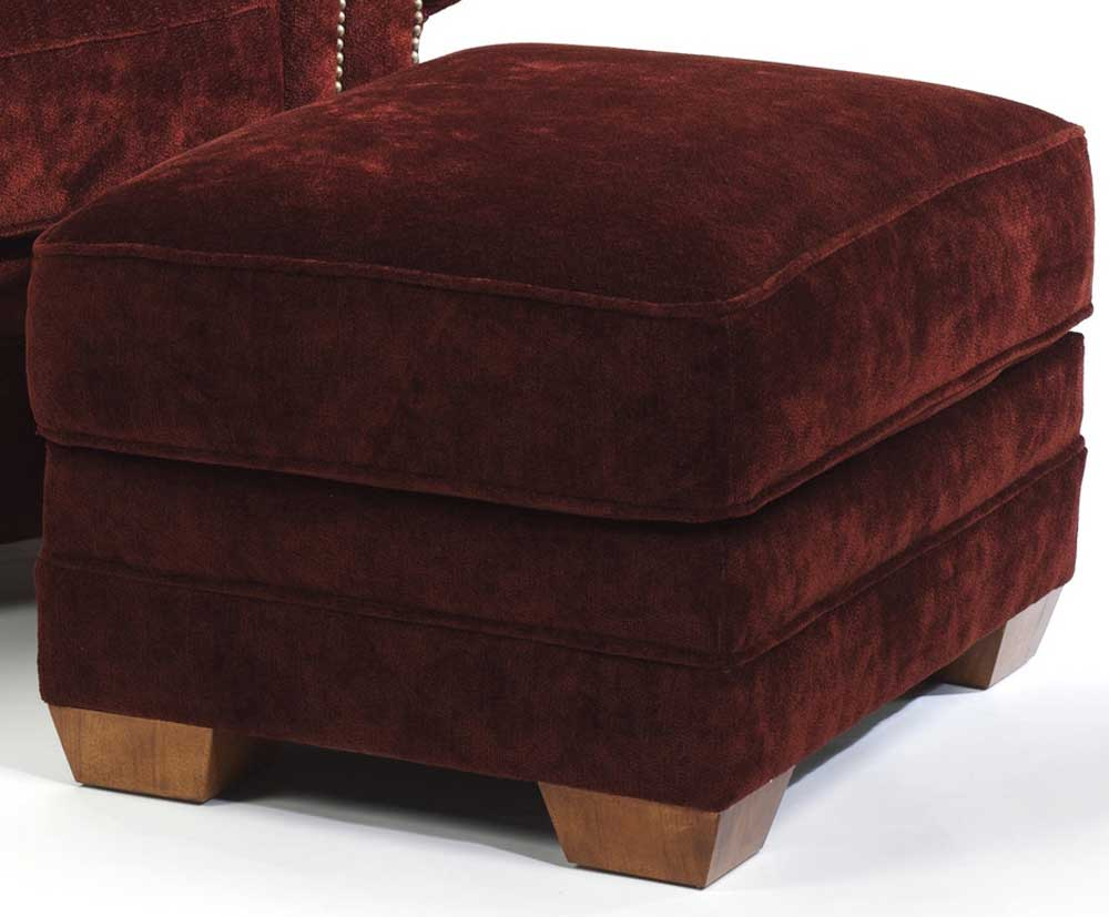 Flexsteel Harrison Ottoman - Item Number: 7270-08
