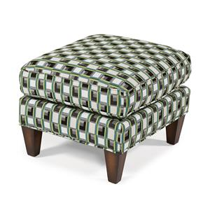 Flexsteel Accents Harvard Ottoman