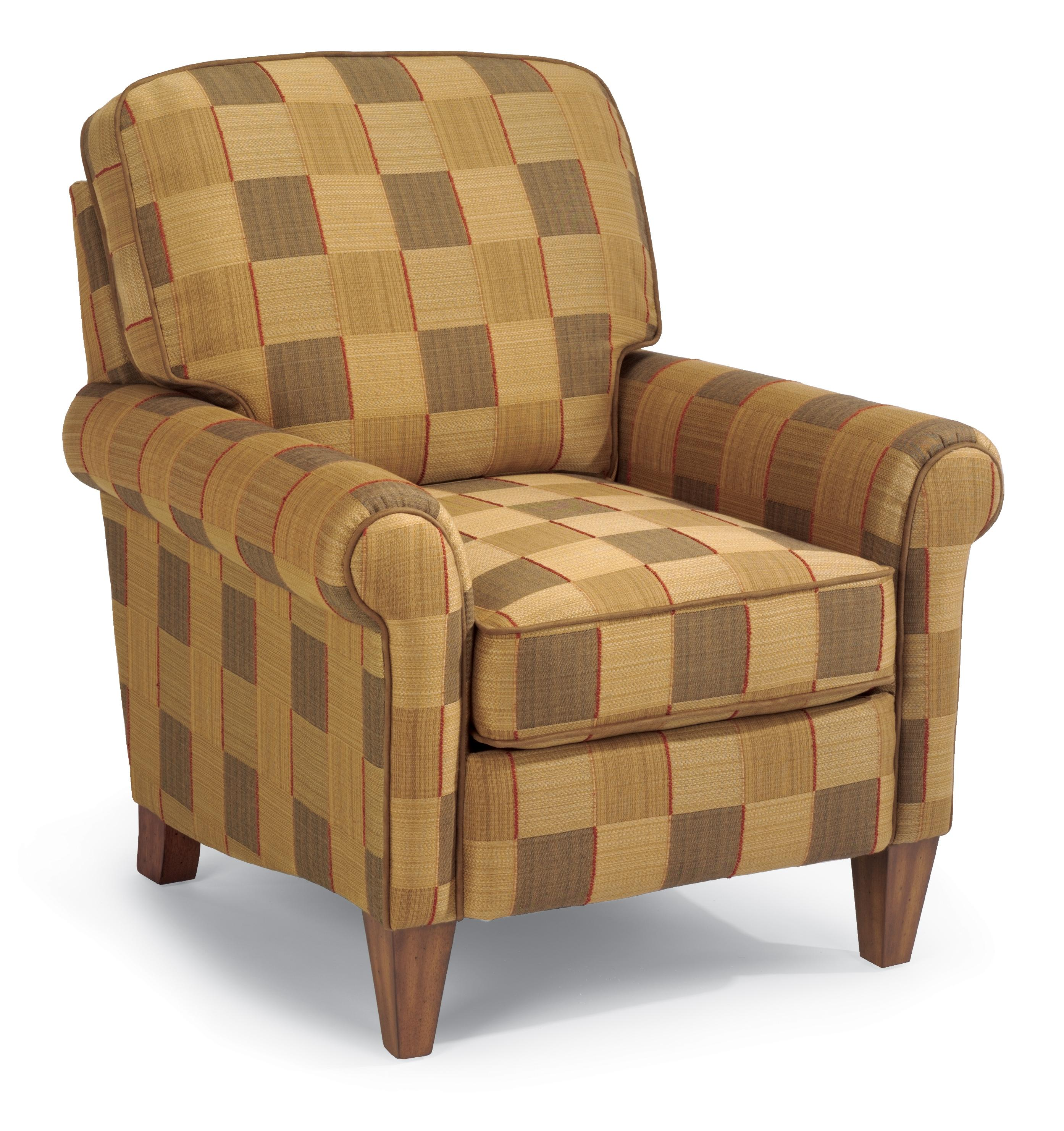 Flexsteel Accents 009c 10 Harvard Chair Furniture And Appliancemart Upholstered Chairs