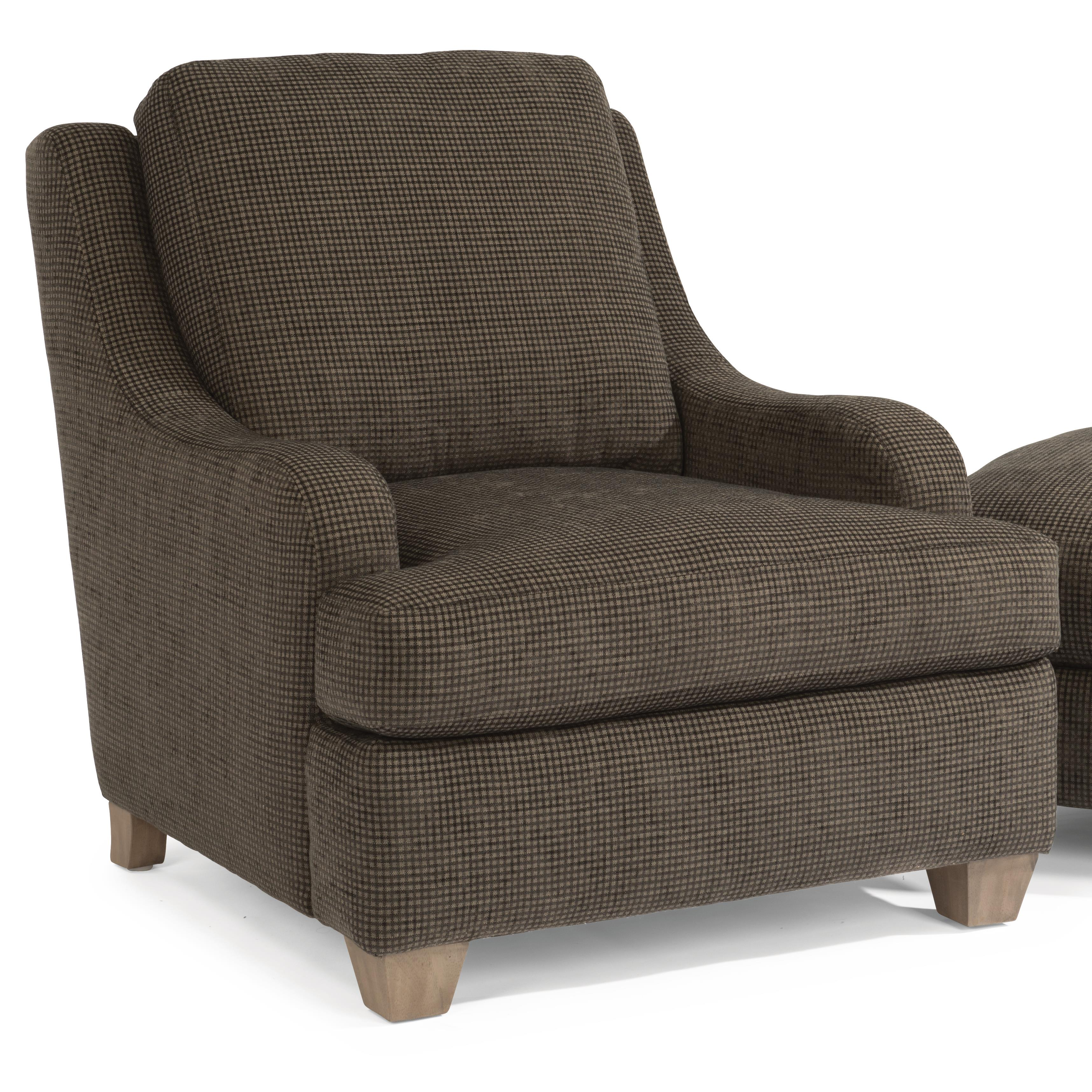 Flexsteel Accents Salem Chair - Item Number: 0111-10-958-02