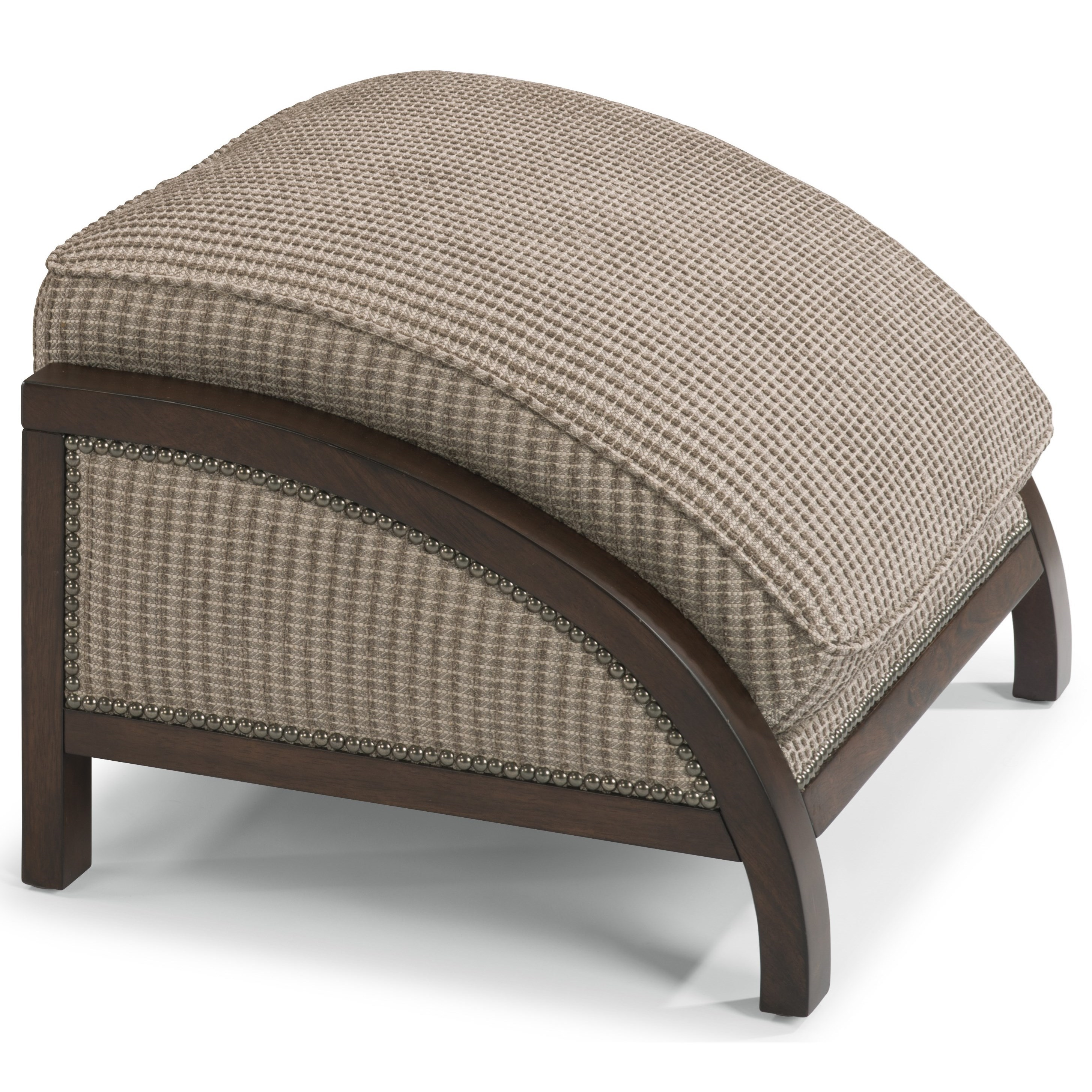 Flexsteel Accents Comac Ottoman  - Item Number: 0117-08