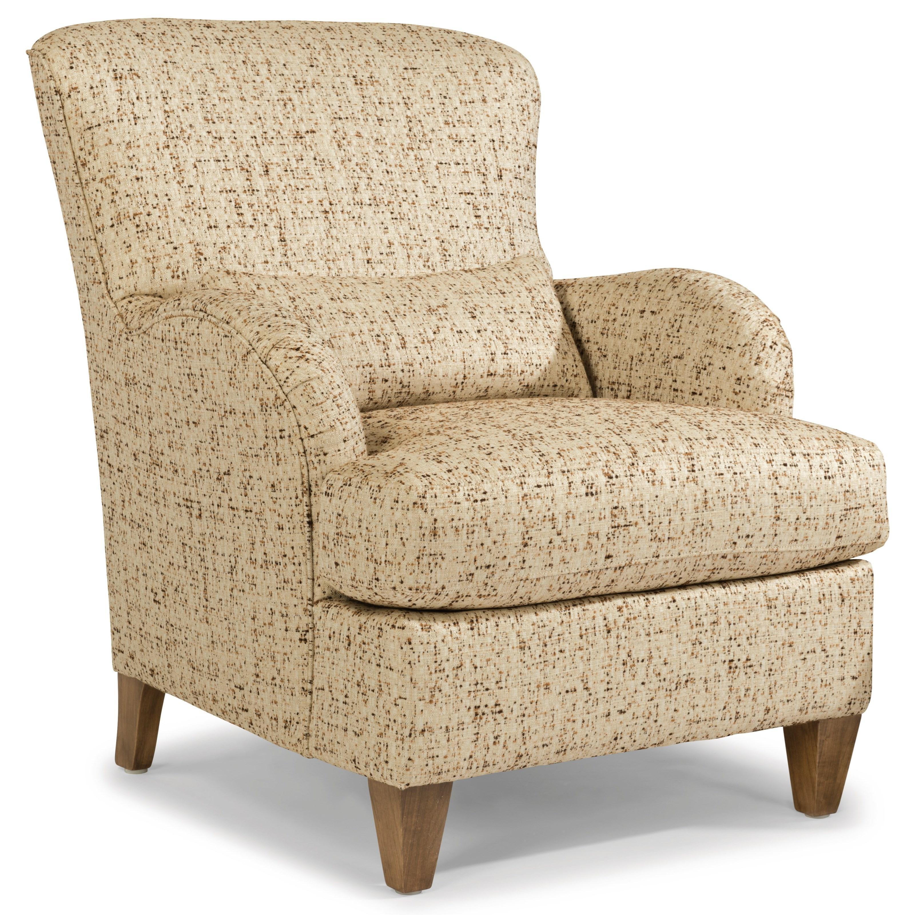 Flexsteel Accents Alek Chair - Item Number: 0123-10