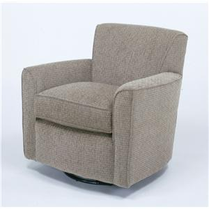 Flexsteel Accents Kingman Swivel Glider