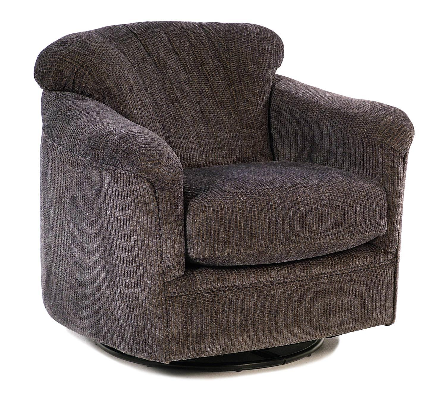 Flexsteel Accents Riverton Swivel Glide Chair - Item Number: 070C-13