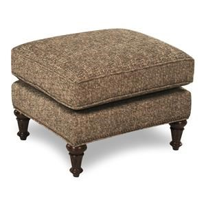 Flexsteel Accents Churchill Ottoman