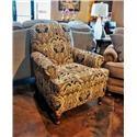 Flexsteel Accents Flemington Chair - Item Number: 130C-10