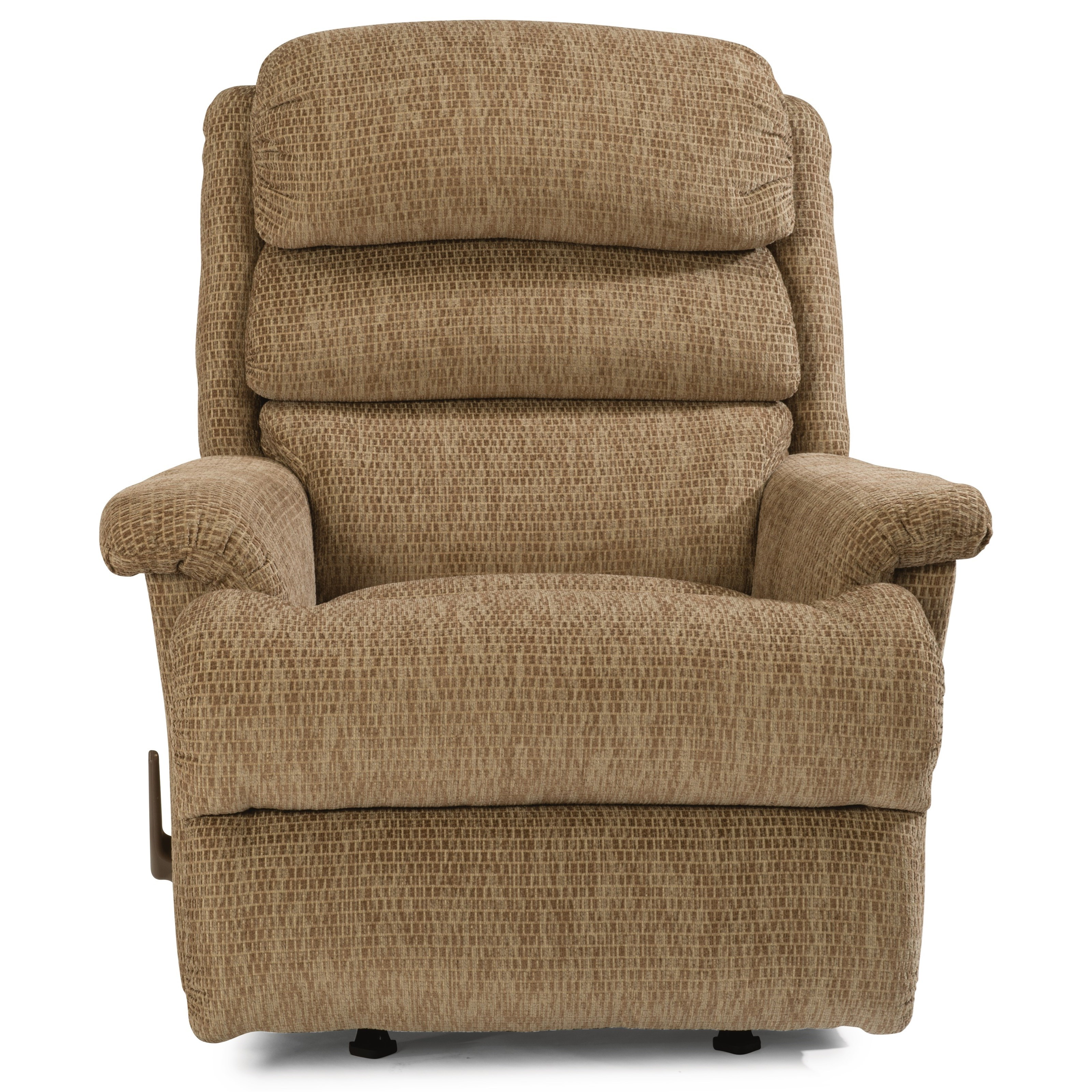 Accents Rocking Recliner by Flexsteel at A1 Furniture & Mattress
