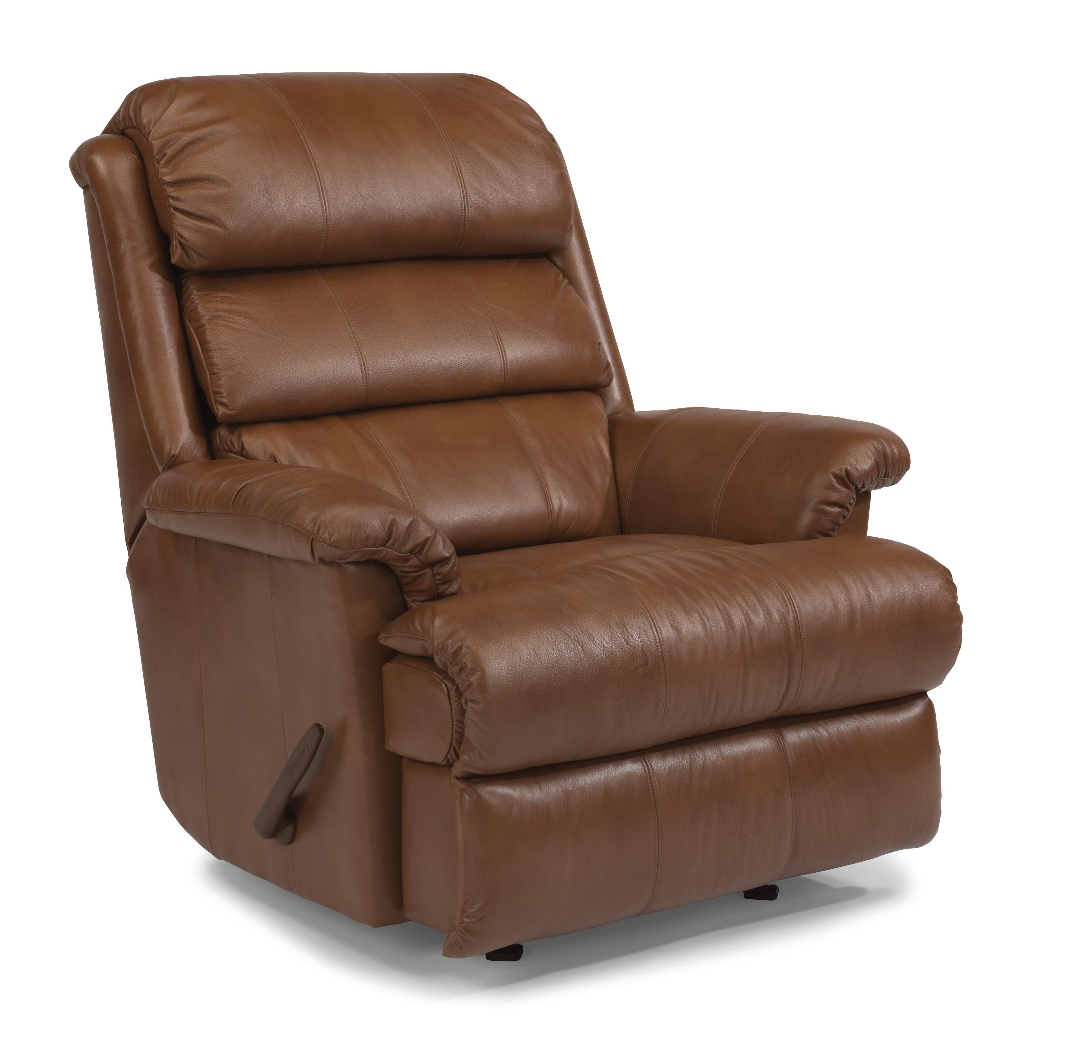 Flexsteel Accents Power Rocker Recliner - Item Number: 2209-510M