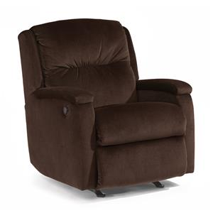 Flexsteel Accents Power Rocker Recliner