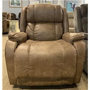 Fine Flexsteel Accents Marcus Power Recliner Howell Furniture Theyellowbook Wood Chair Design Ideas Theyellowbookinfo
