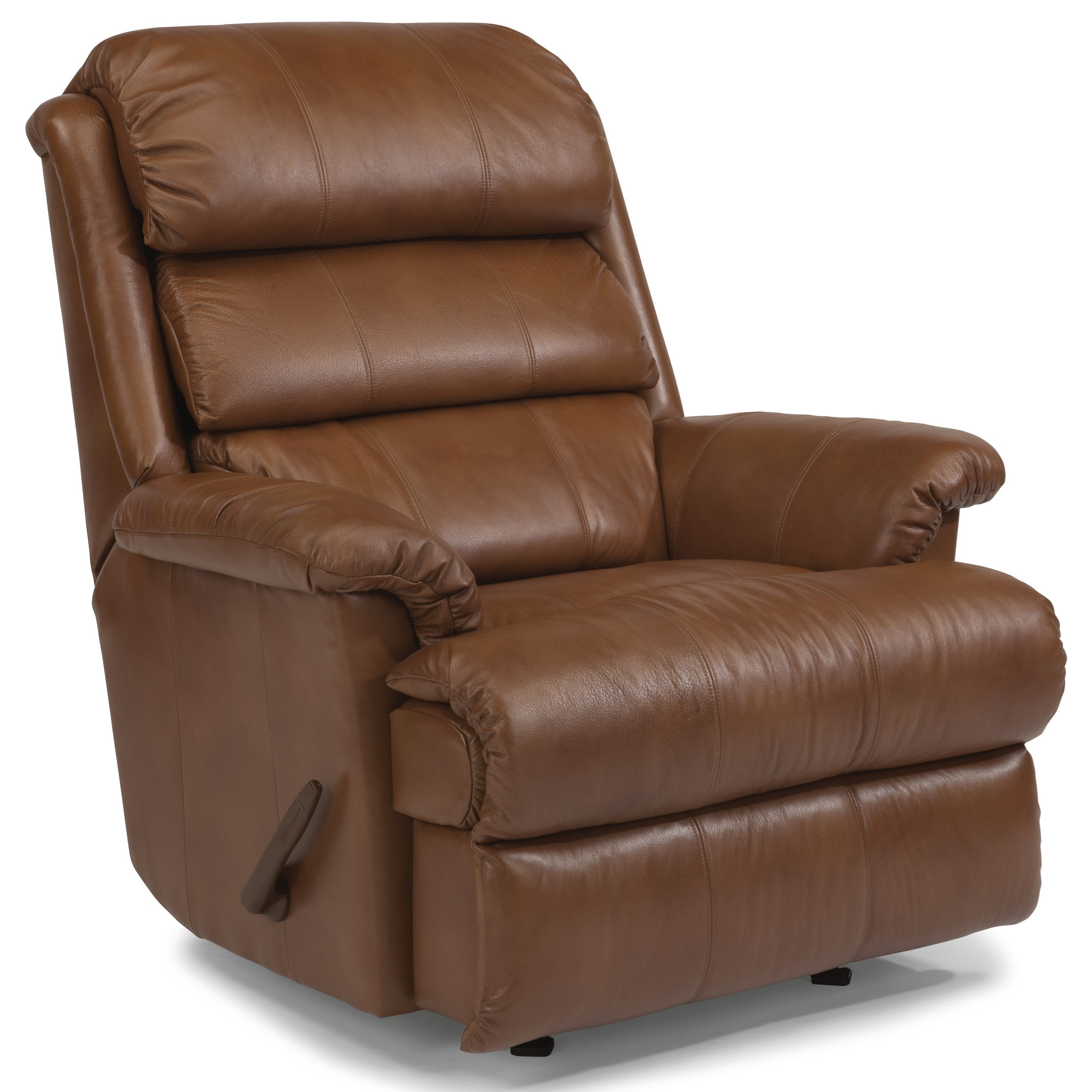 Accents Rocking Recliner by Flexsteel at Steger's Furniture