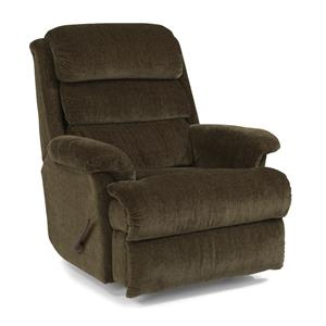 Flexsteel Accents Swivel Glider Recliner