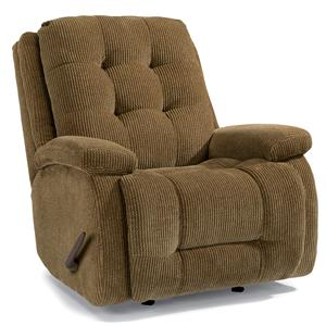 Flexsteel Accents Paxton Rocking Recliner