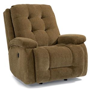 Flexsteel Accents Paxton Power Rocking Recliner