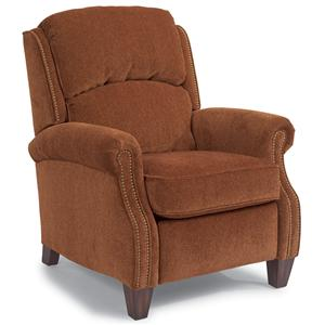 Flexsteel Accents Ronnie Hi Leg Recliner