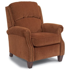 Flexsteel Accents Power High-Leg Recliner
