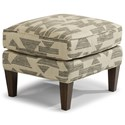 Flexsteel Ace Ottoman - Item Number: 0130-08-519-80