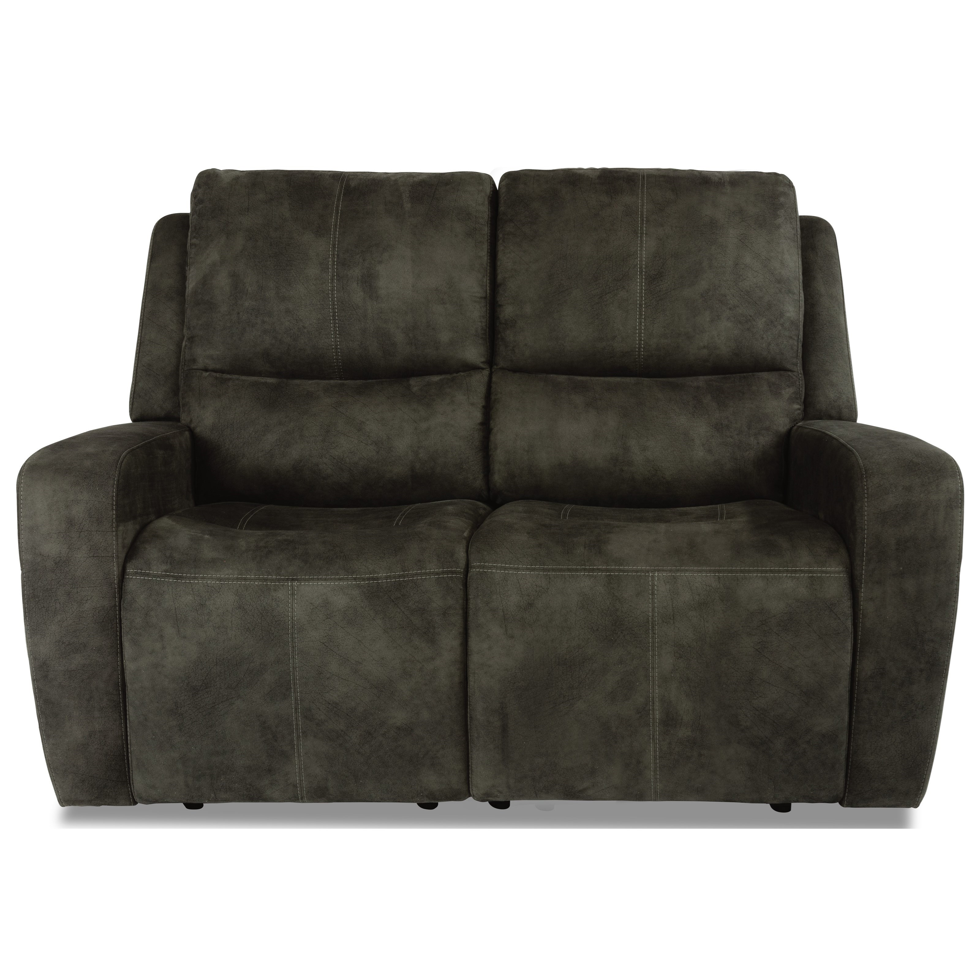 Latitudes - Aiden Power Reclining Loveseat by Flexsteel at Furniture and ApplianceMart