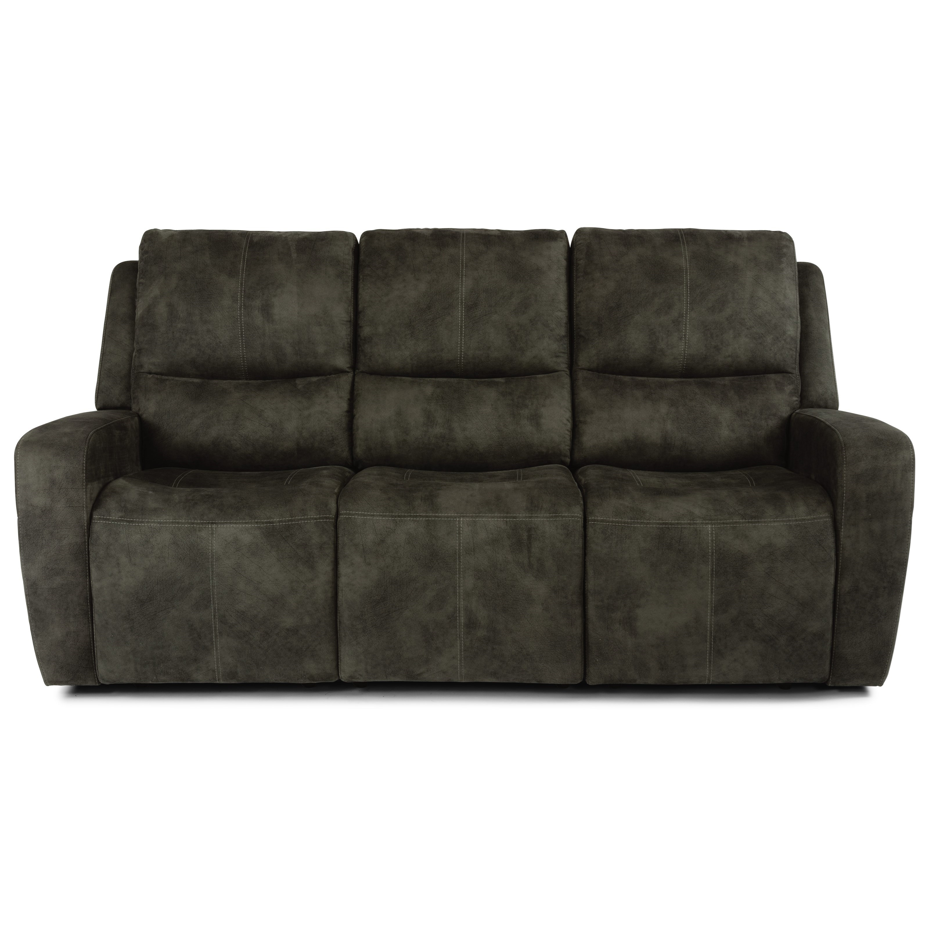 Latitudes - Aiden Power Reclining Sofa by Flexsteel at Furniture and ApplianceMart