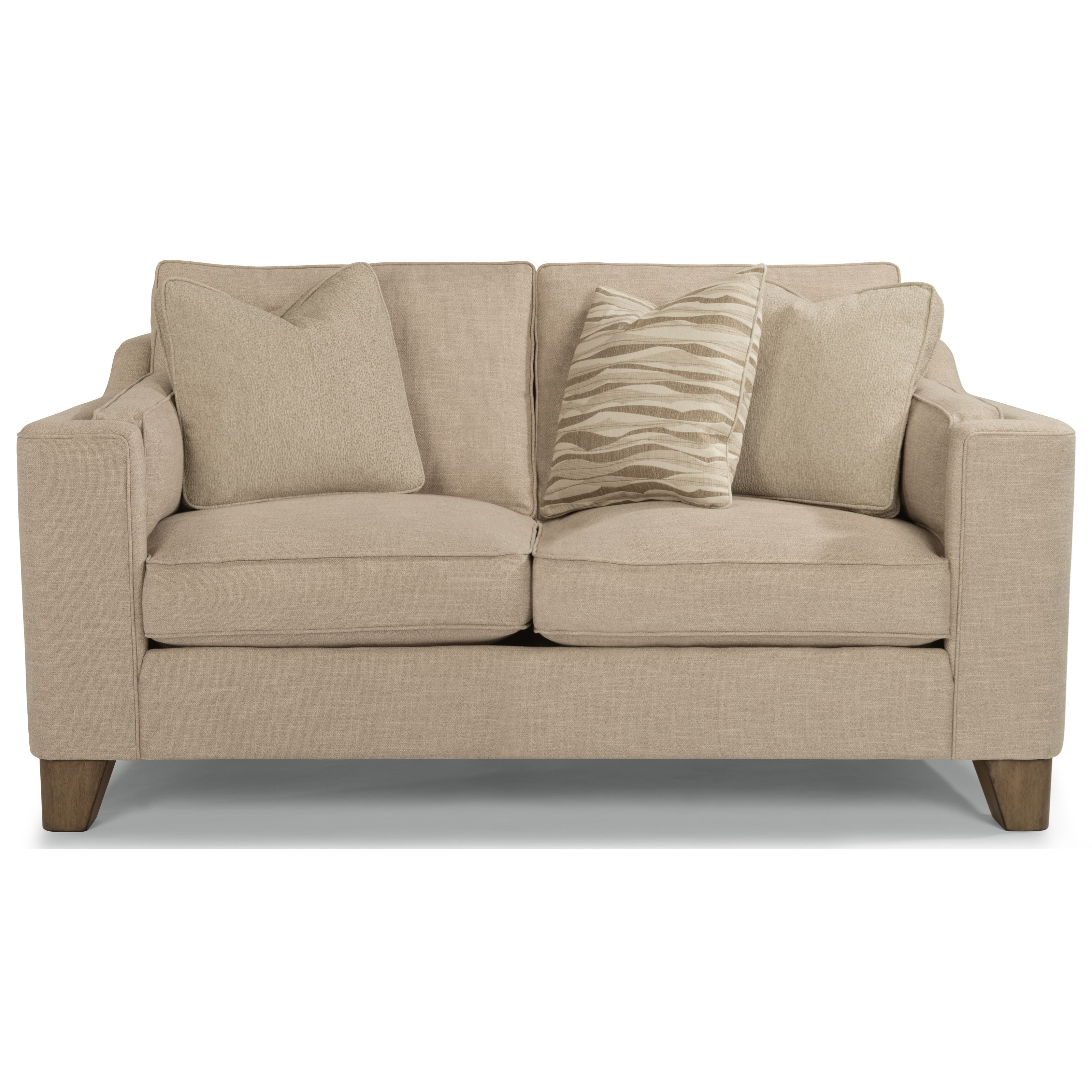 Flexsteel Arrow Love Seat - Item Number: 7105-20-560-80