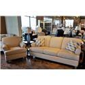 Flexsteel Atlantis Living Room Group - Item Number: 5713 Living Room Group 1