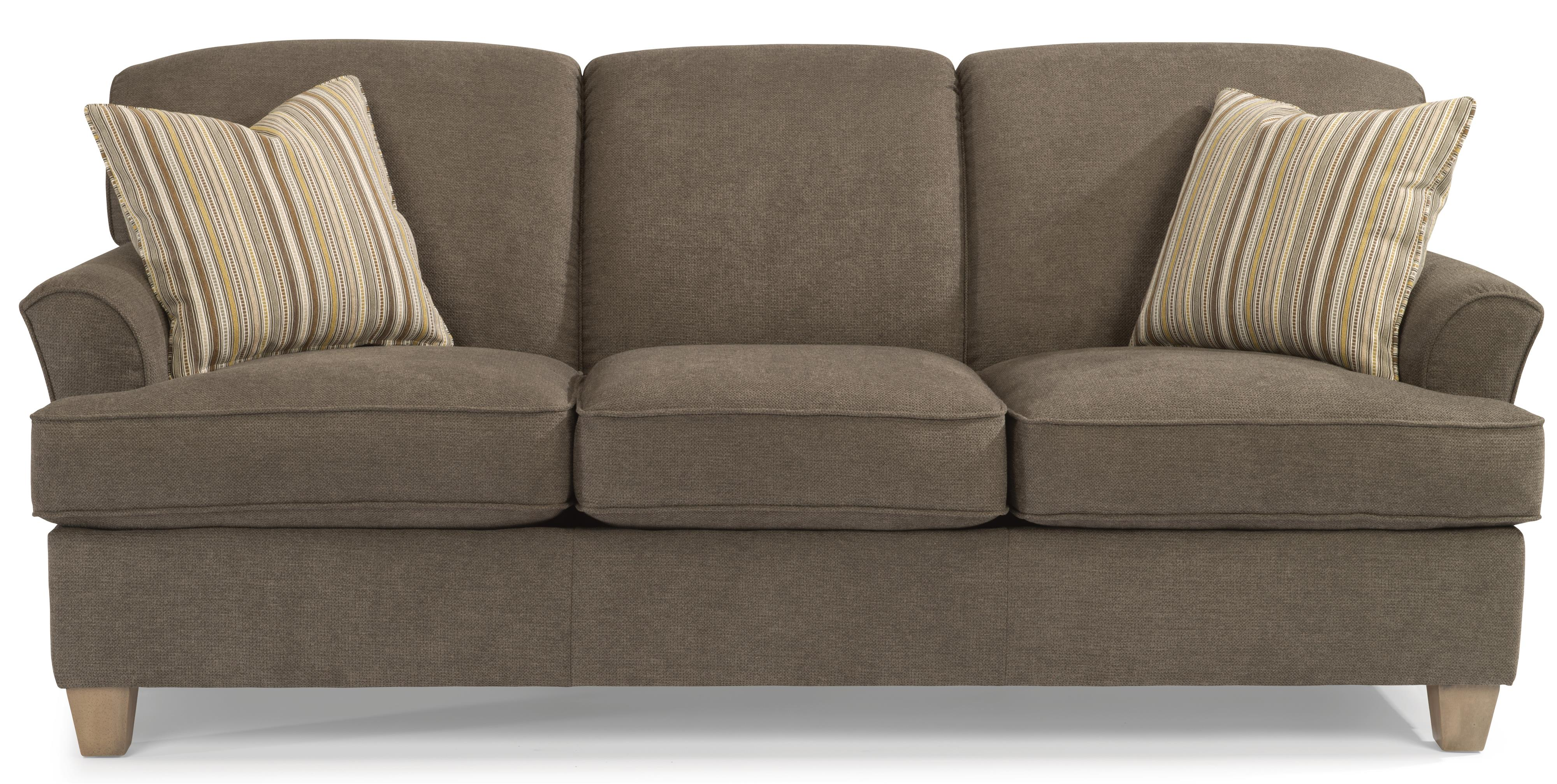 Atlantis Sofa by Flexsteel at Furniture and ApplianceMart