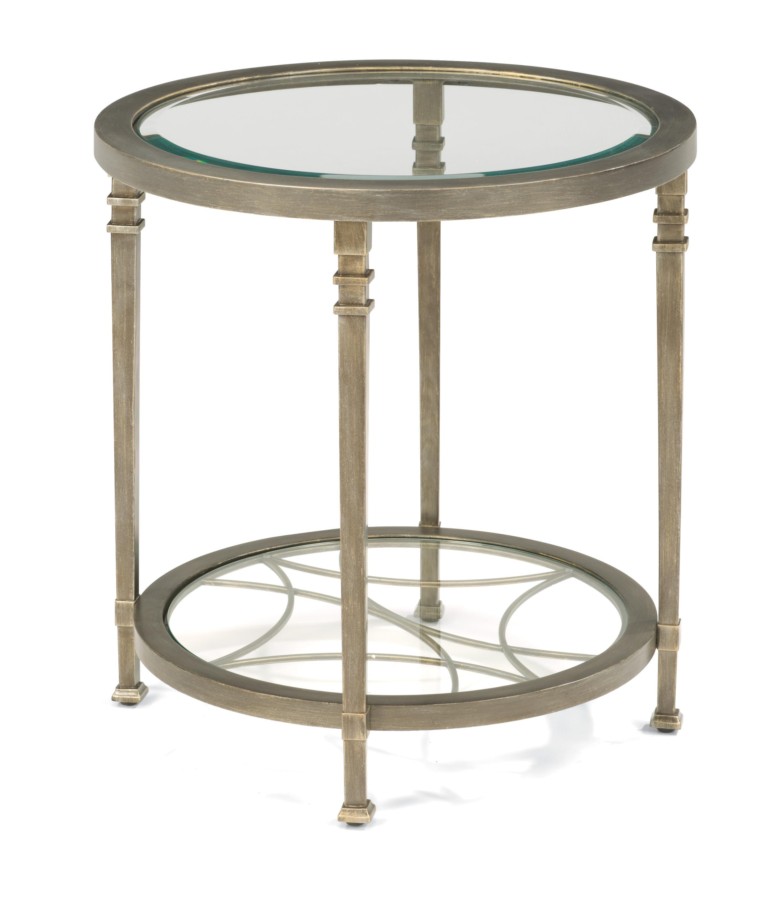 Flexsteel Atrium Lamp Table - Item Number: 6725-02