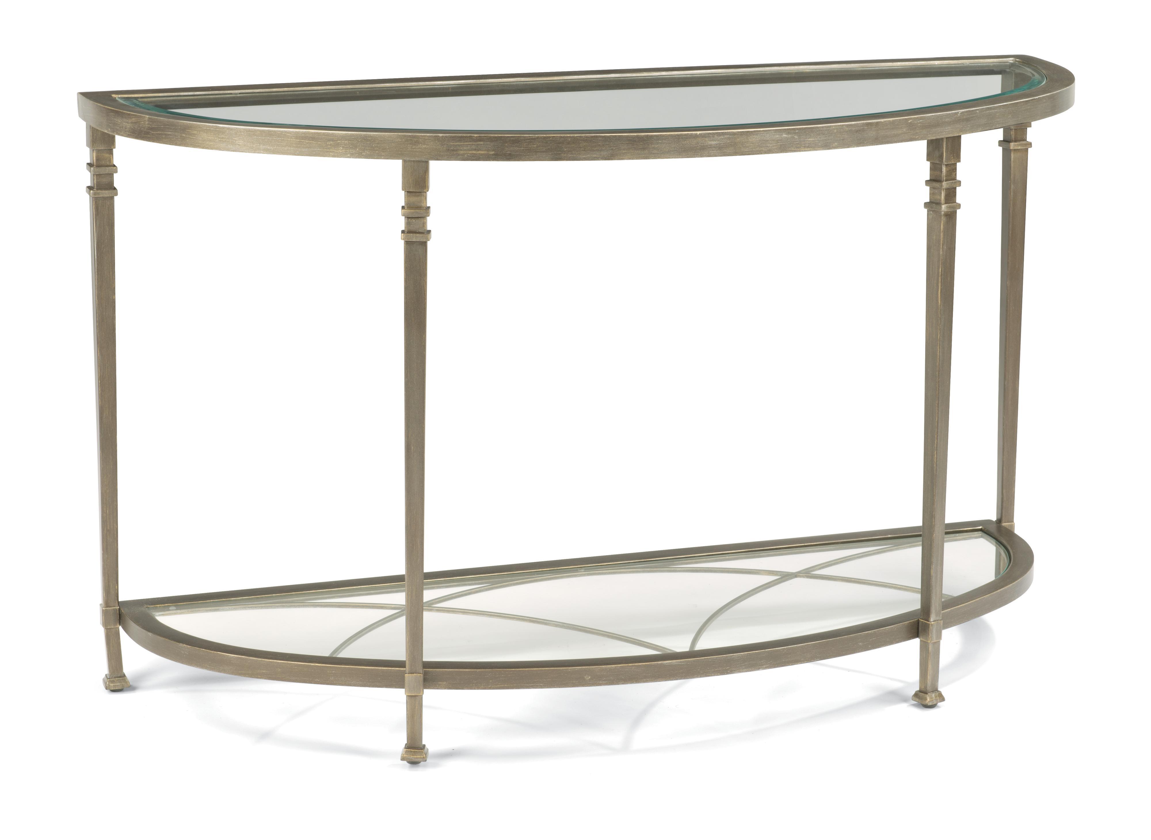Flexsteel Atrium Sofa Table - Item Number: 6725-04
