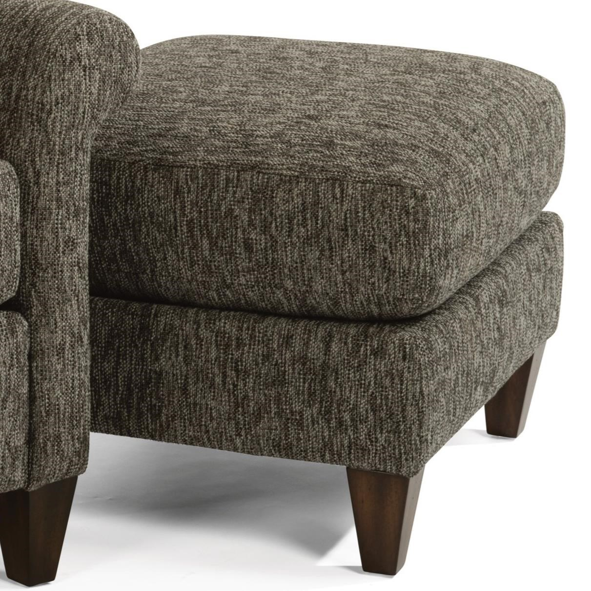 Audrey Ottoman  by Flexsteel at Virginia Furniture Market