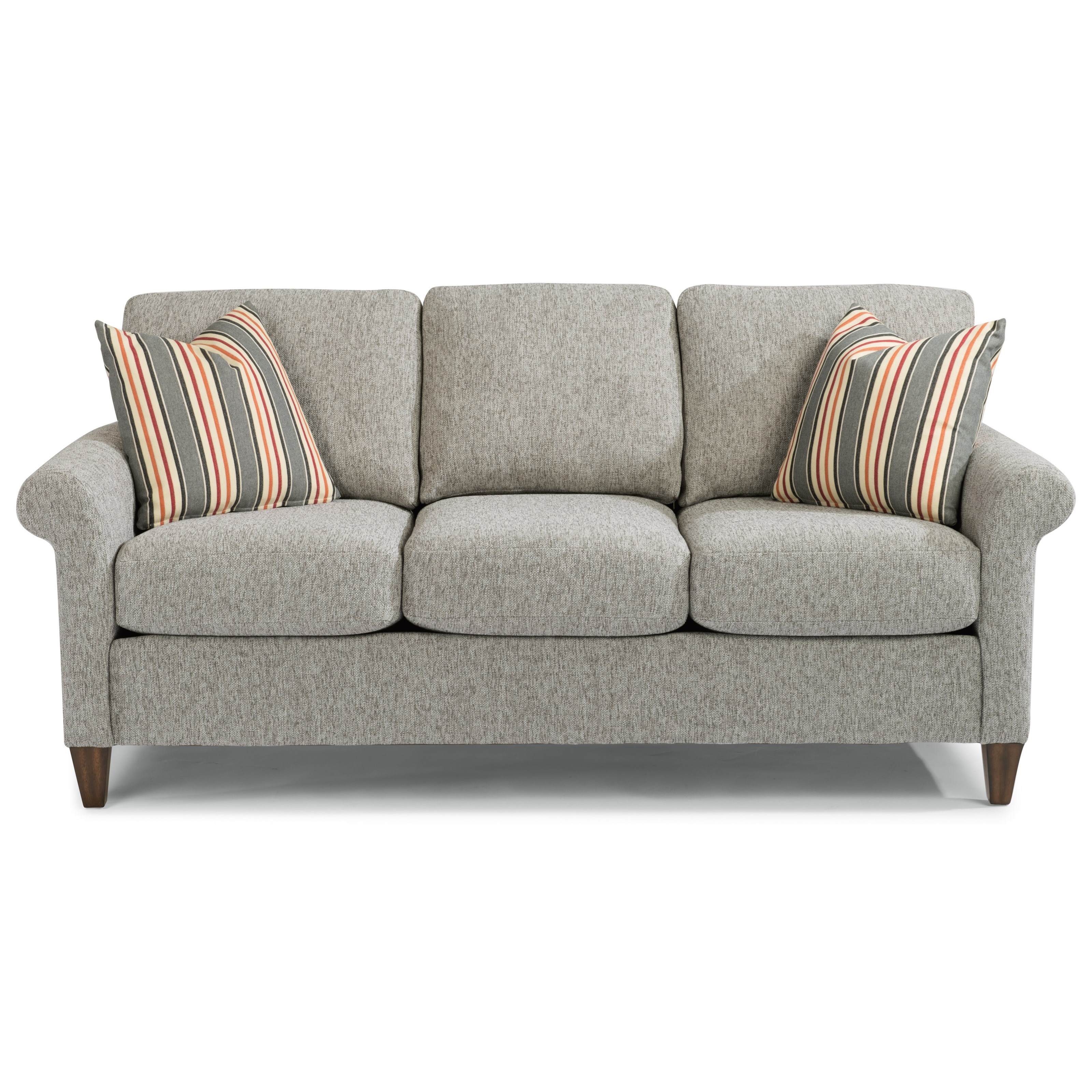 Audrey Sofa  by Flexsteel at Furniture and ApplianceMart