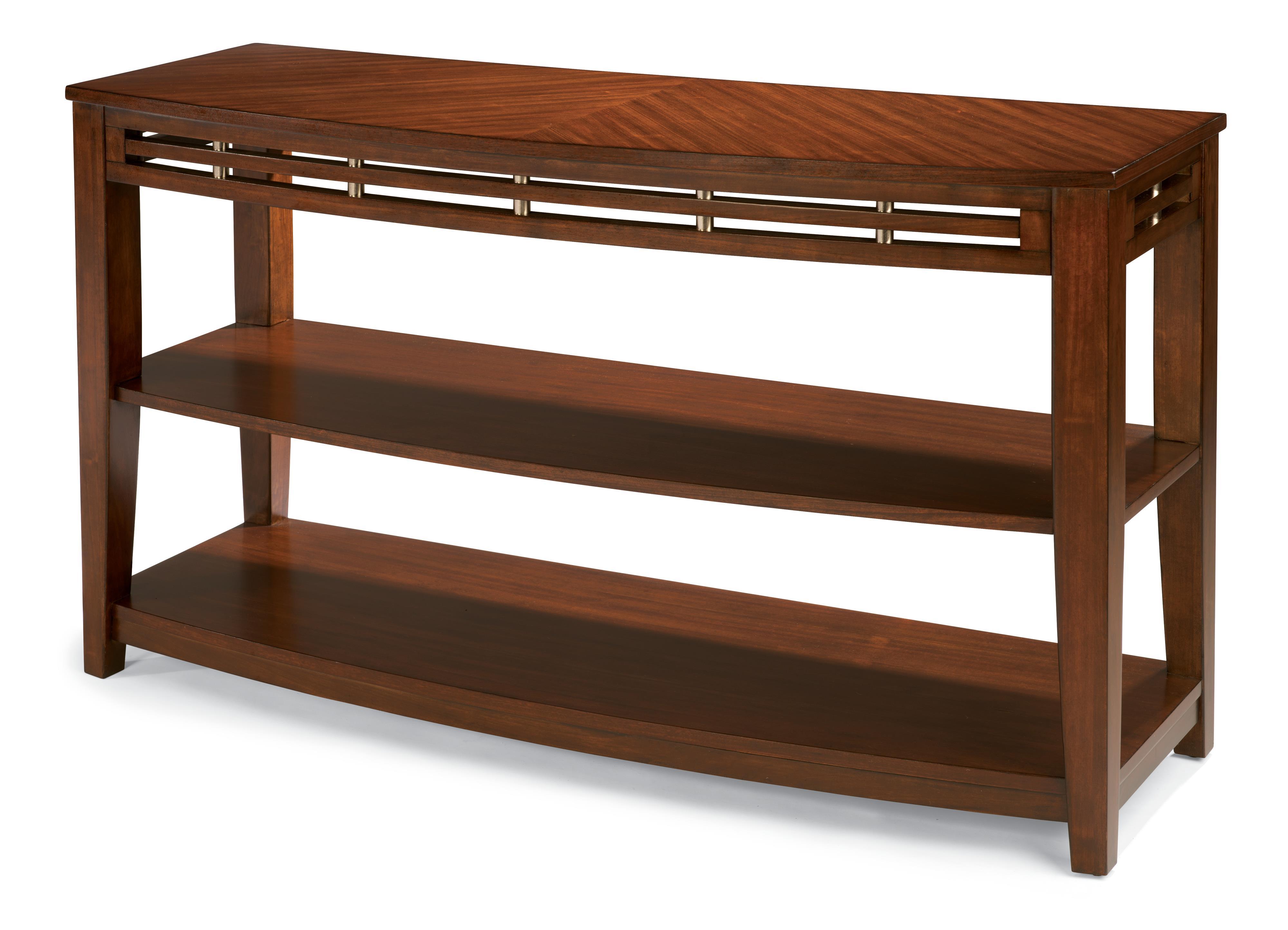 Flexsteel Bali Sofa Table - Item Number: W1409-04