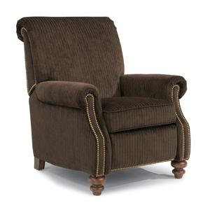 Flexsteel Knightsbridge High Leg Recliner