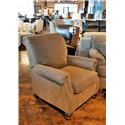 Flexsteel Bay Bridge High Leg Recliner - Item Number: 7791-503-696-90