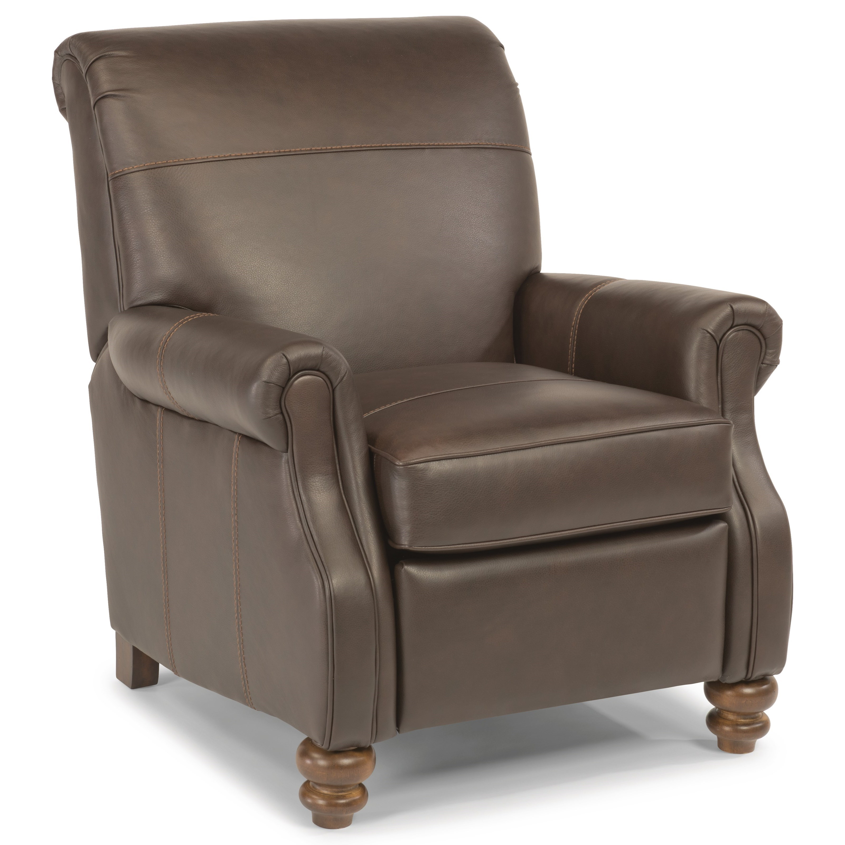 Bay Bridge Power High Leg Recliner by Flexsteel at Virginia Furniture Market