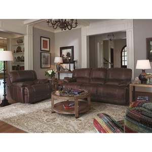 Flexsteel Latitudes - Belmont Power Reclining Living Room Group