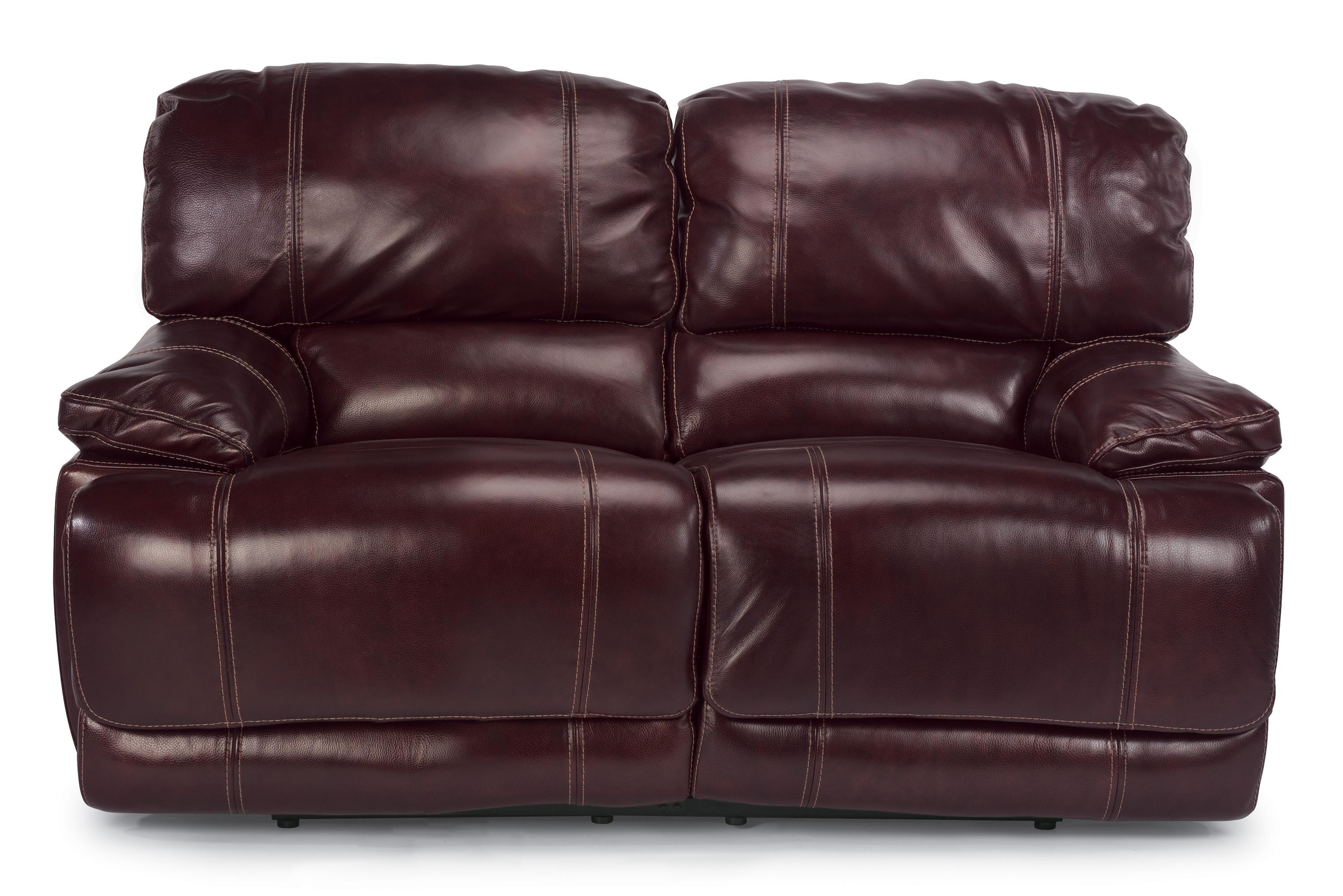 Flexsteel Latitudes - Belmont Power Reclining Love Seat - Item Number: 1250-60P