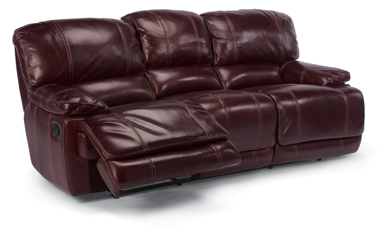 Flexsteel Latitudes - Belmont Reclining Sofa - Item Number: 1250-62