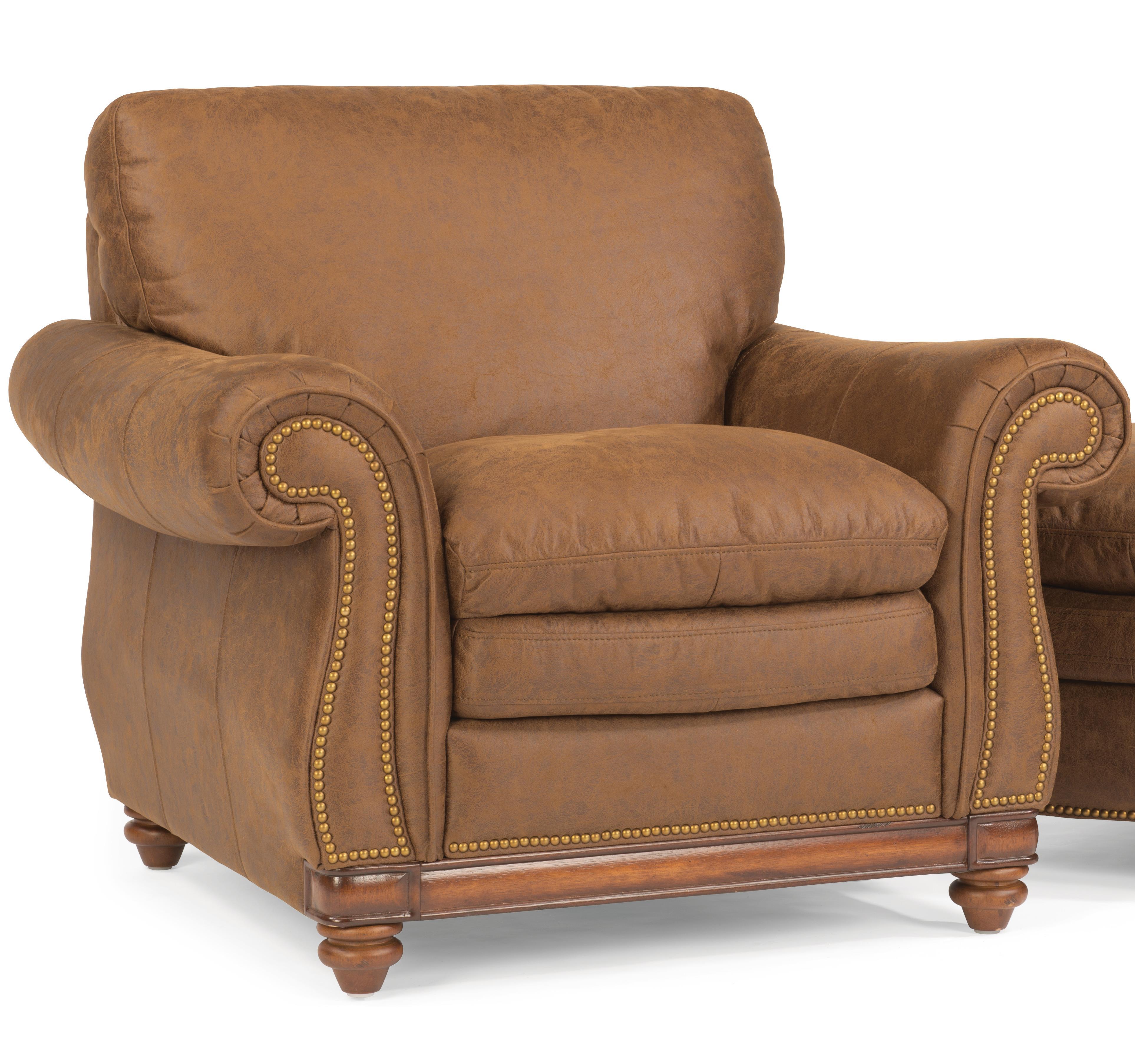 Flexsteel Belvedere Chair - Item Number: 1605-10