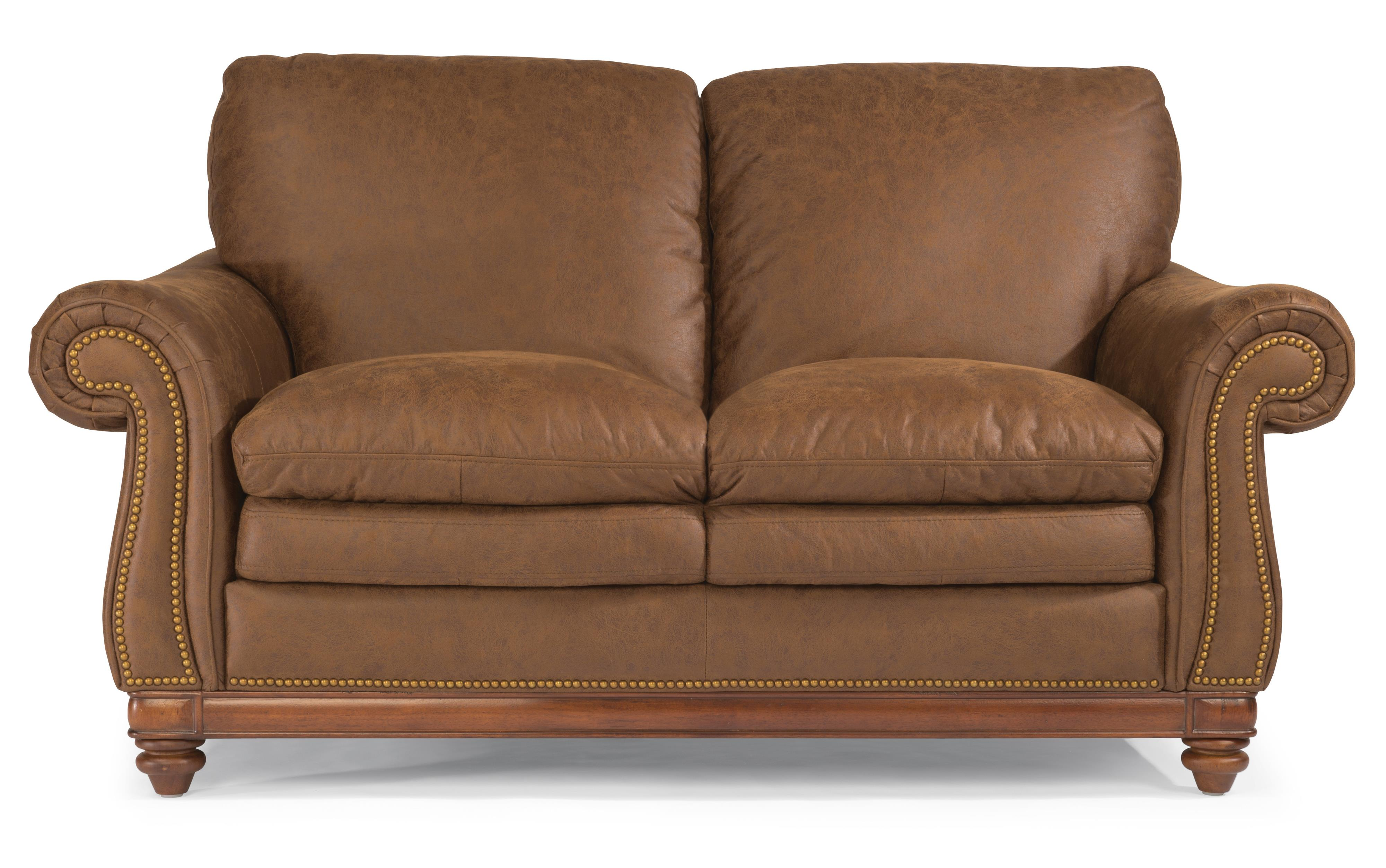Flexsteel Belvedere Love Seat - Item Number: 1605-20