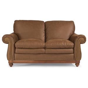 Flexsteel Belvedere Love Seat