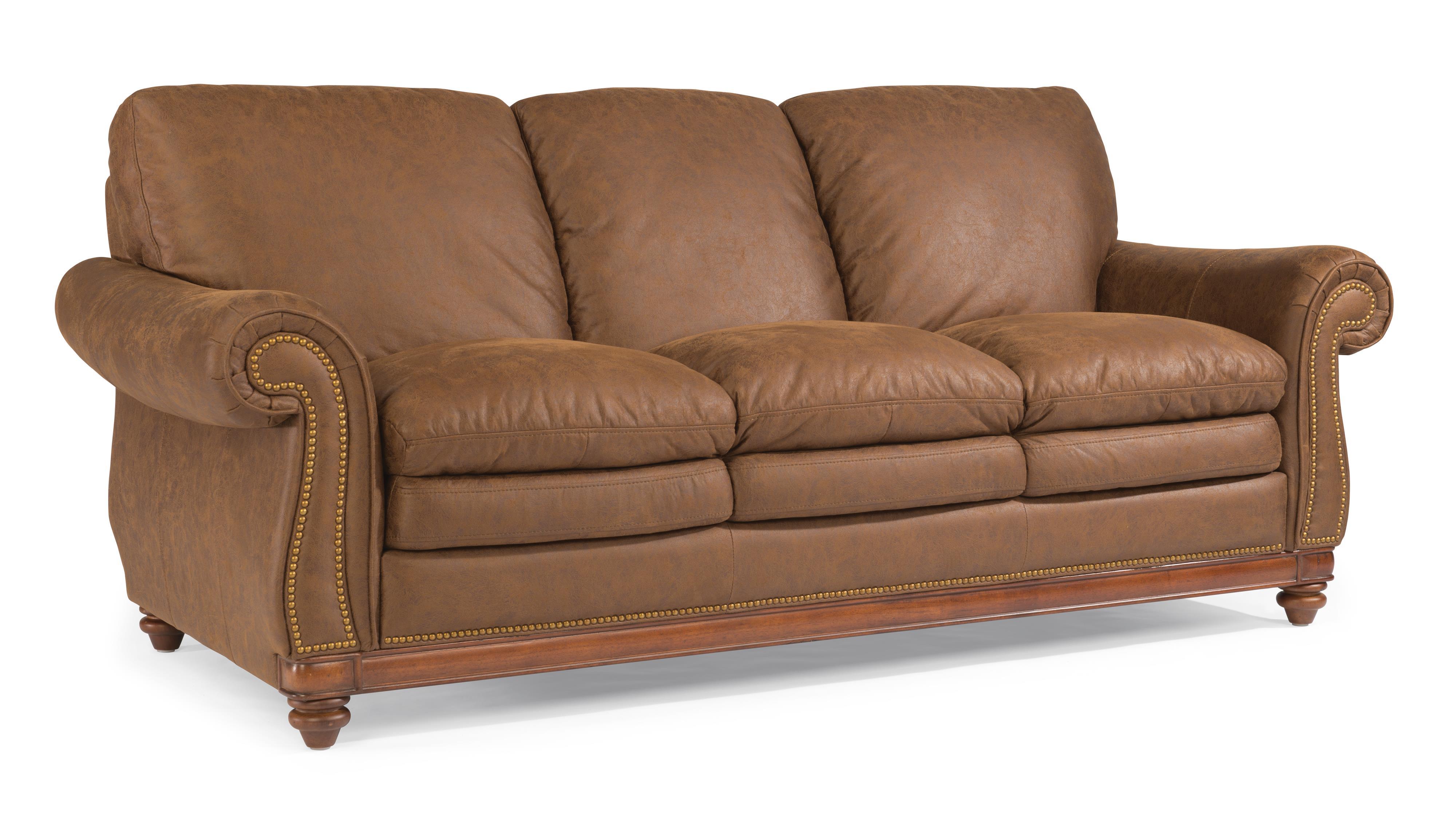 Flexsteel Belvedere Sofa - Item Number: 1605-31
