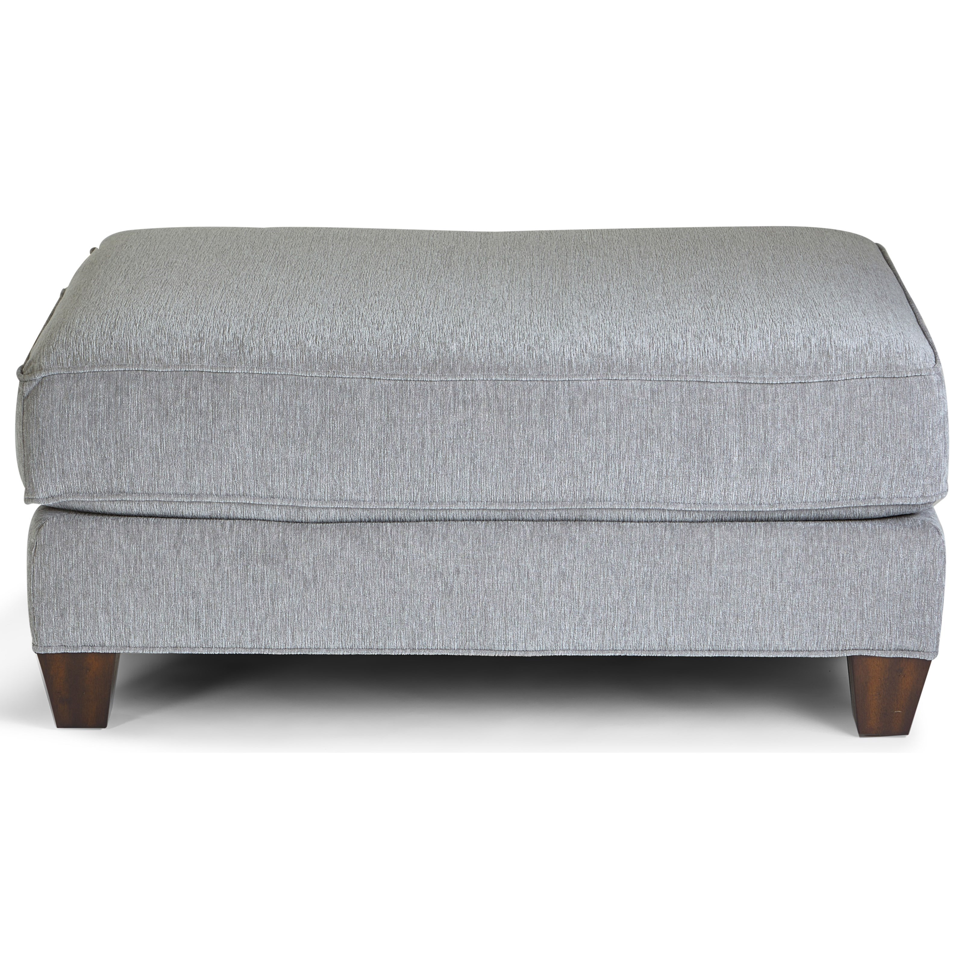 Bennett Ottoman by Flexsteel at Jordan's Home Furnishings