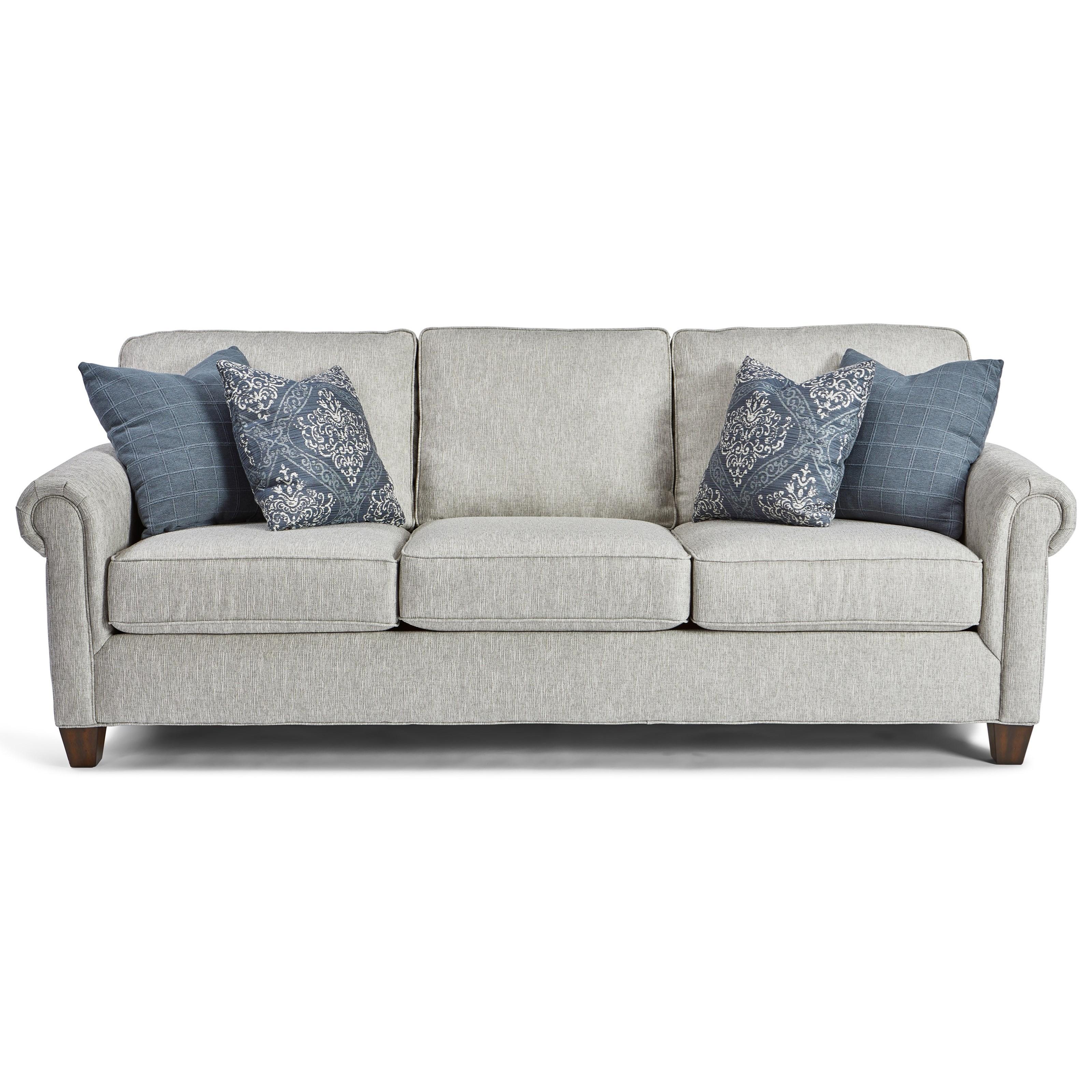 Bennett Sofa by Flexsteel at Jordan's Home Furnishings