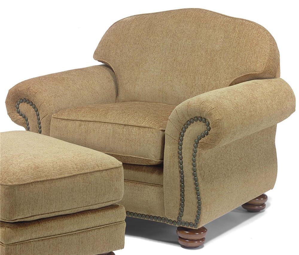 Flexsteel Bexley Chair - Item Number: 8648-10