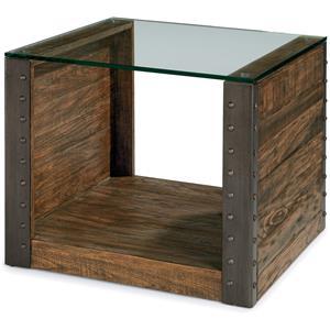 Flexsteel Bridgewater Lamp Table